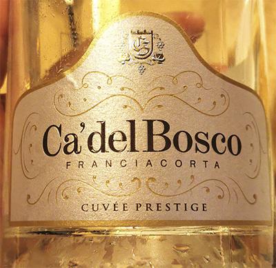Ca'del Bosco Franciacorta Rose Cuvee Prestige Розовое игристое сухое отзыв