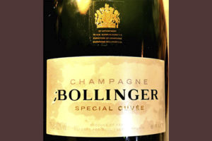 Champagne Bollinger Spicial Cuvee Brut Белое шампанское брют отзыв