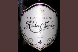 Champagne Hubert Favier Rose Brut 2019 Розовое шампанское брют отзыв