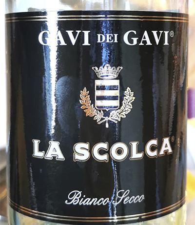 La Scolca Gavi dei Gavi 2020 Белое сухое вино отзыв