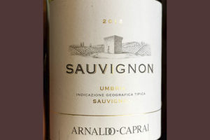 Arnaldo-Caprai Sauvignon Umbria 2018 Белое сухое вино отзыв