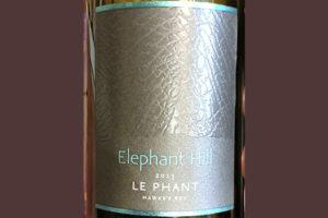 Elephant Hill Le Phant Hawke's Bay 2013 Красное сухое вино отзыв
