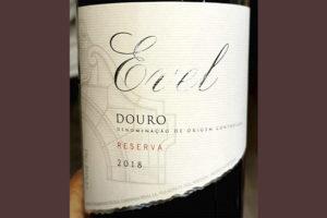 Evel Reserva Douro 2018 Красное сухое вино отзыв