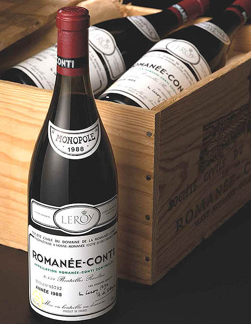 Самое дорогое сухое вино в мире, Romanée-Conti Grand Cru, было сделано в Бургундии именно из Пино Нуара