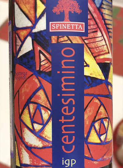Spinetta Centesimino Ravenna IGP 2018 Красное сухое вино отзыв
