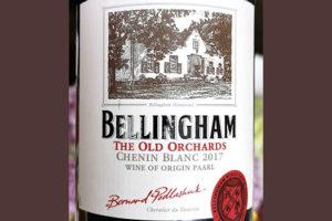 Bellingham The Orchards Chenin Blanc Paarl 2017 Белое сухое вино отзыв