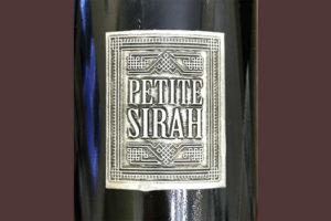 Berton Vineyards Petite Syrah 2020 Красное сухое вино отзыв