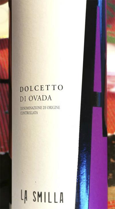 La Smilla Dolcetto di Ovada 2018 Красное сухое вино отзыв