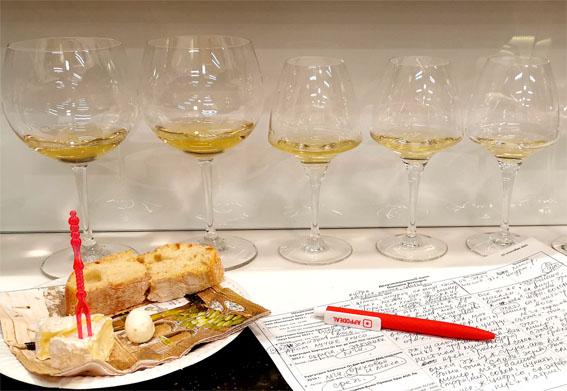 Вкус вин из Шардоне