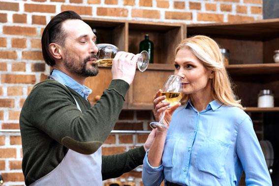 Органолептика вин из сорта Шардоне