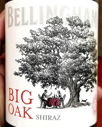 Bellingham Big Oak Shiraz 2018 Красное сухое вино отзыв