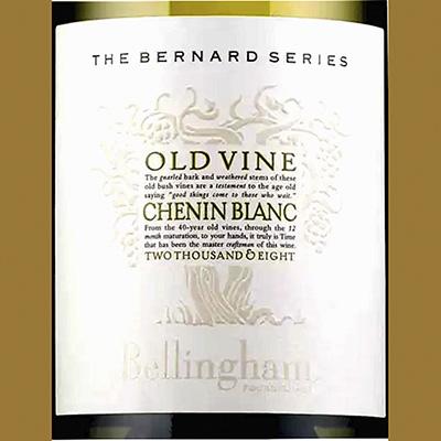 Bellingham The Bernard Series Old Vine Chenin Blanc 2017 Белое сухое вино отзыв