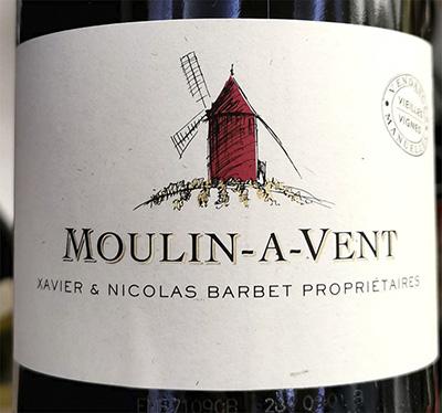 Jean Loron Exclusivite Moulin-A-Vent 2016 Красное сухое вино отзыв